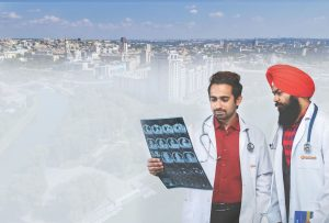 Indian students in Ukraine Studying MBBS